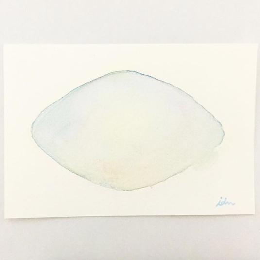 なりたち -ひかる石- 2017.7-1