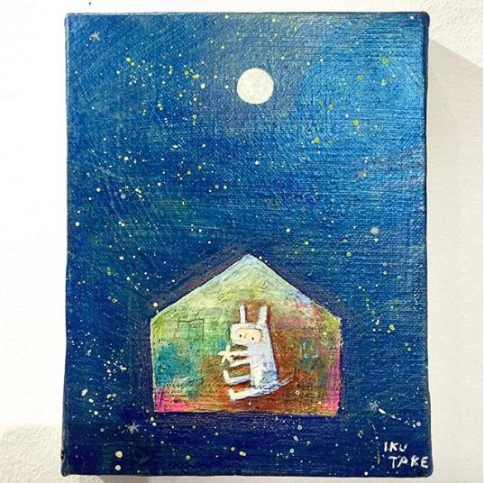 家の星-1