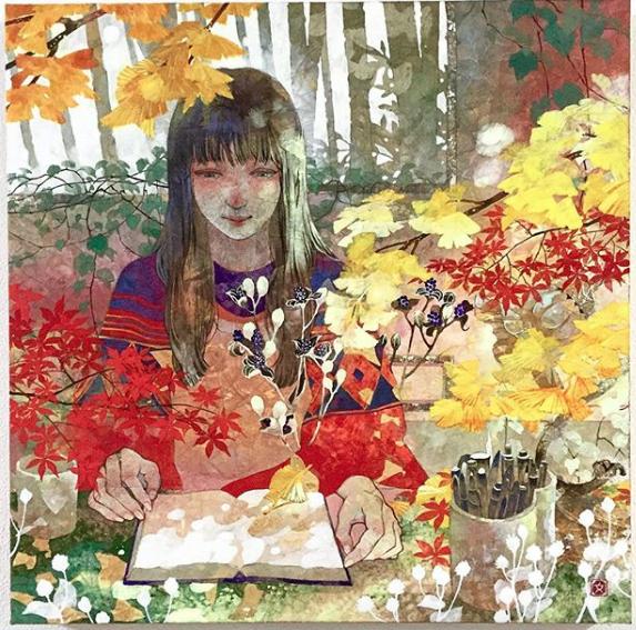 秋の読み物-1