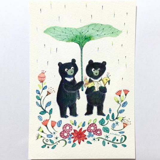 優しい雨-1