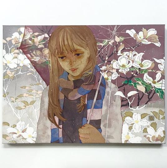 花水木 白-1