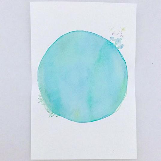 なりたち 〜ホシ〜 2017-1