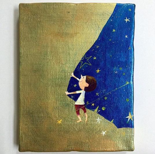 星のカーテン-1