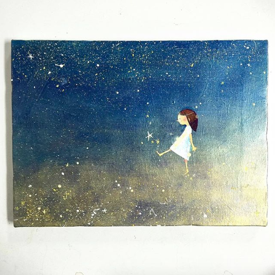 星を歩く-1