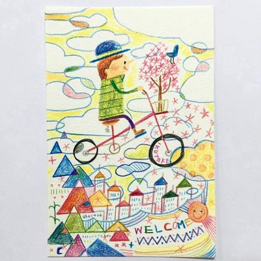 春のサイクリング-1