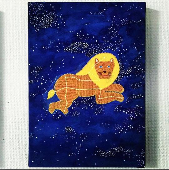 獅子座-1