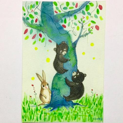 木のぼり-1