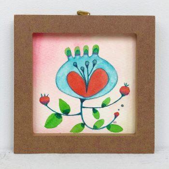 植物画シリーズ