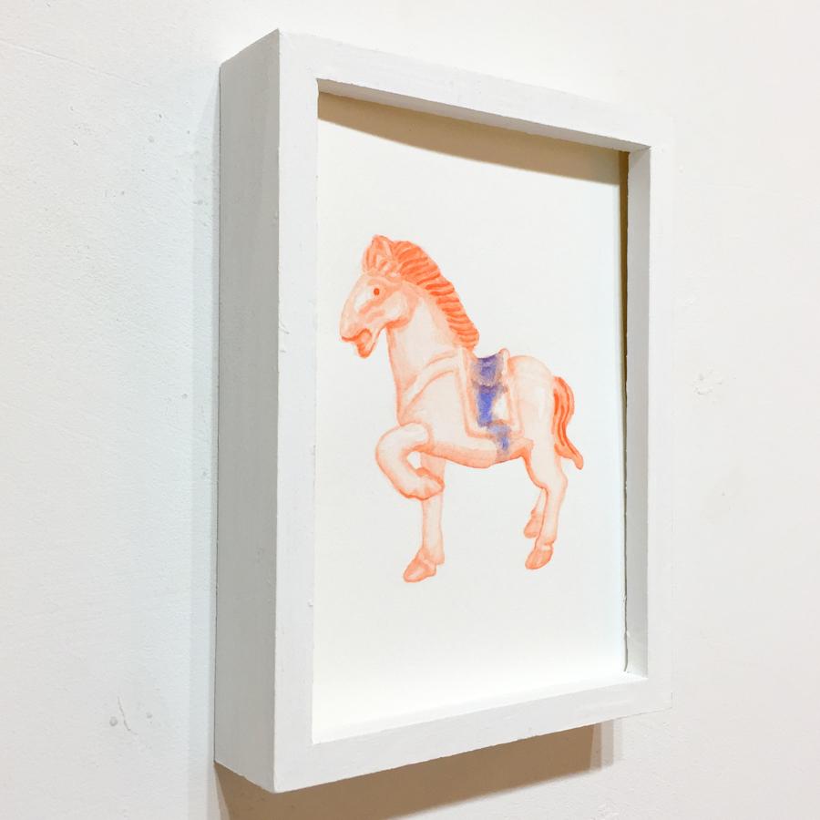 馬の置き物-3