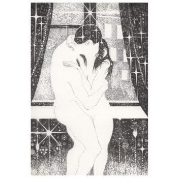 Love Song 線譜 – 叶わなかった恋はみな初恋 叶わなかった夢はみな初恋 挫折の記憶は初恋の味 (ムンク「接吻」カバー曲)