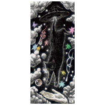 フォールキャット(魔女帽)