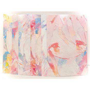 紙透みふ「ポストカードセット(全8枚)」
