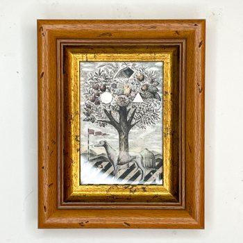 Book〜 dog & tree 〜