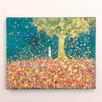 キラキラの木