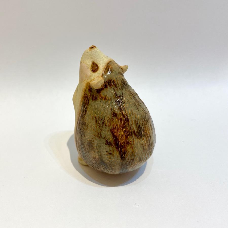 ハリネズミのおきもの(祈り)-2