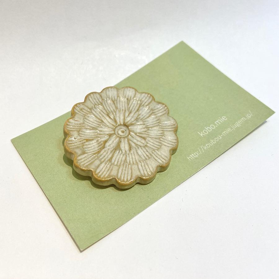花ブローチ-3