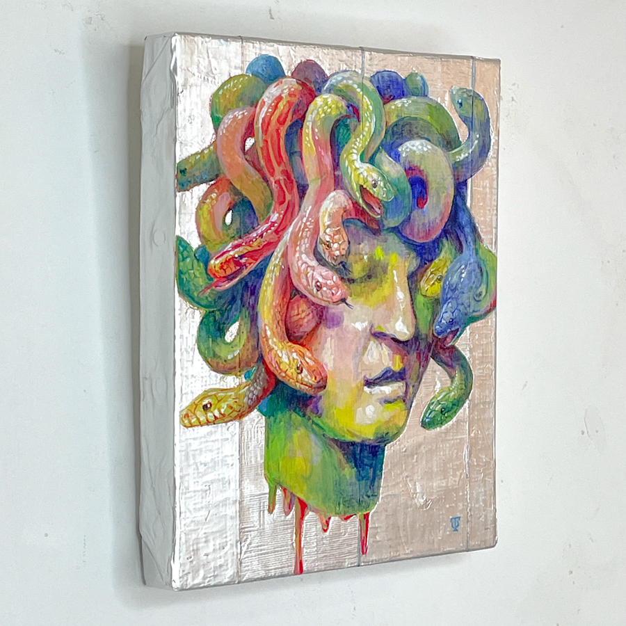 蛇頭女〜Medusa〜-3