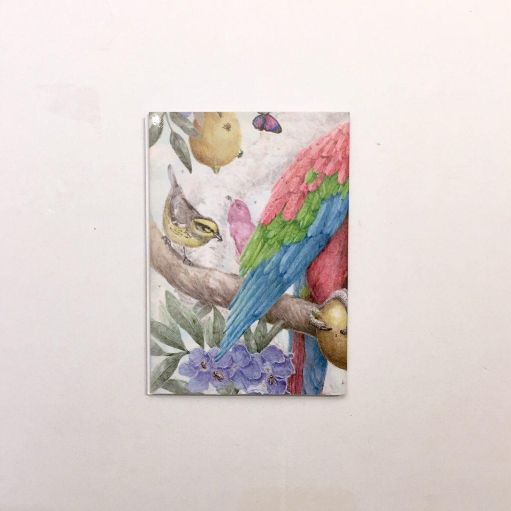 作品集「鸚夢」動植物の世界-6