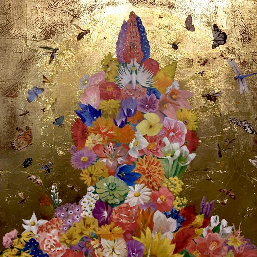 花と蟲-2