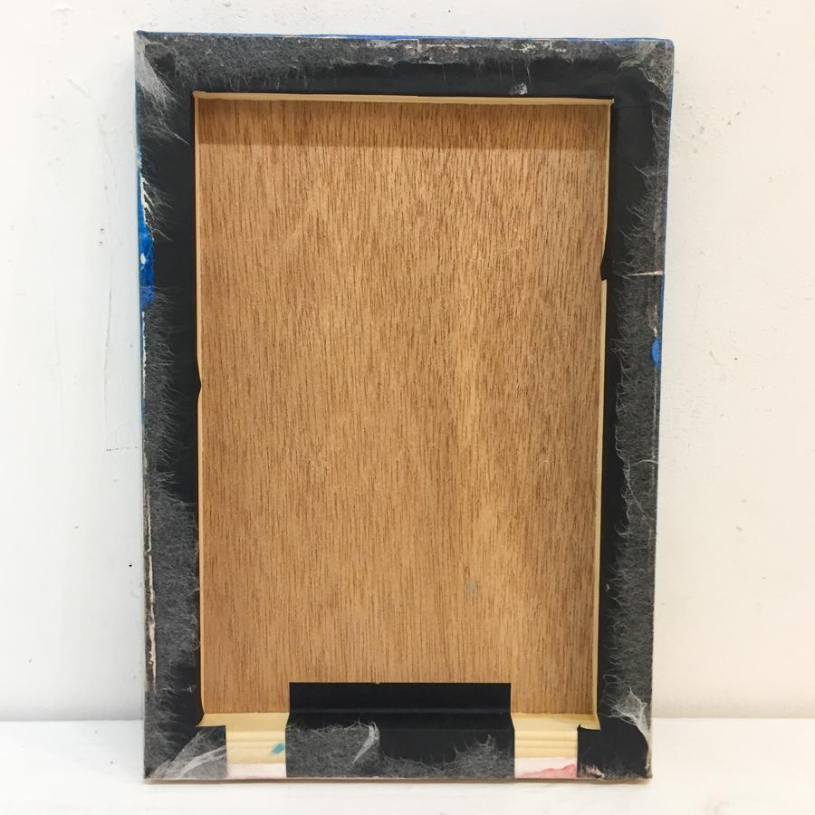 赤詰草と紋白蝶-6