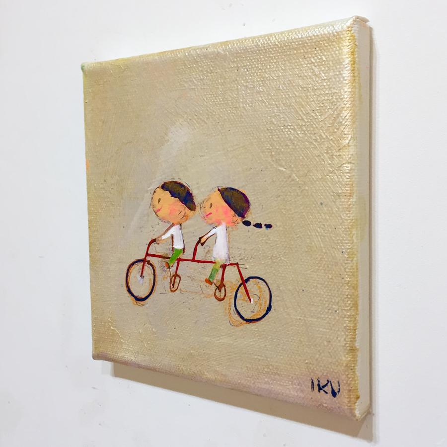 自転車に乗って-2