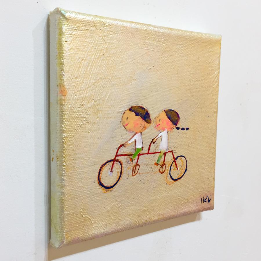 自転車に乗って-3