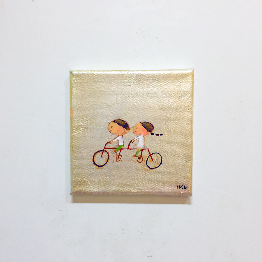 自転車に乗って-5