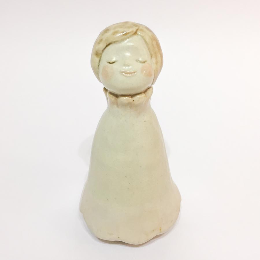 人形(お花のワンピ)-1
