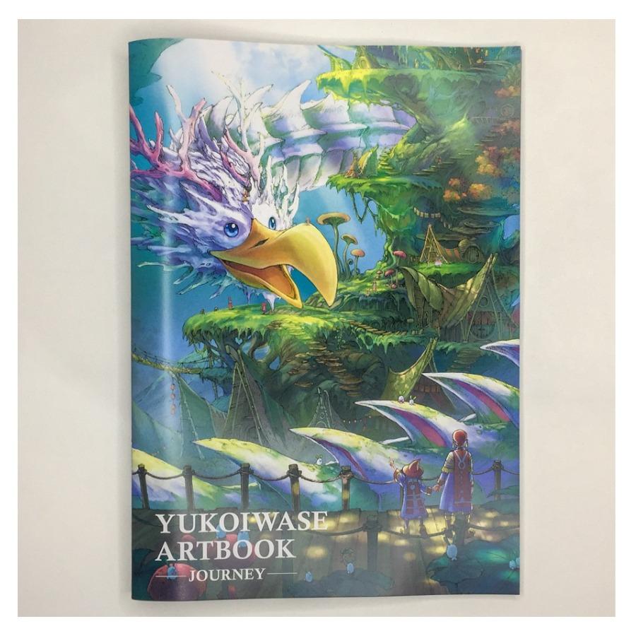 岩瀬由布子 作品集 YUKOIWASE ARTBOOK -JOURNEY--1